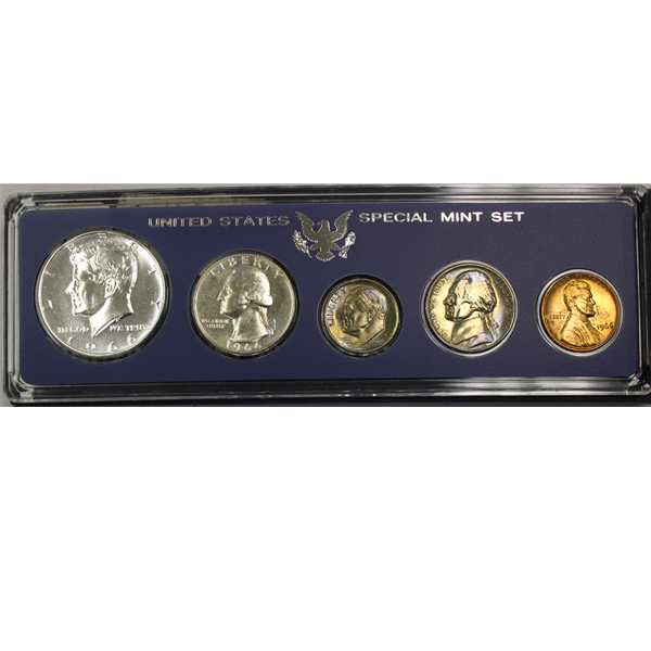 1966 Silver Sms Special Mint Set Buying Selling And