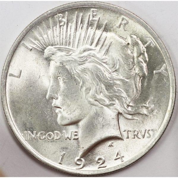 Buy 1924 Peace Dollar