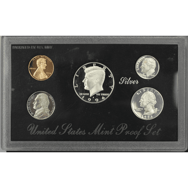 Buy 1994-S Silver Proof Set