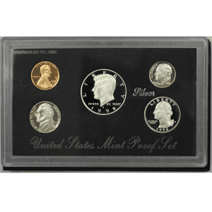 buy 1998-S silver proof set