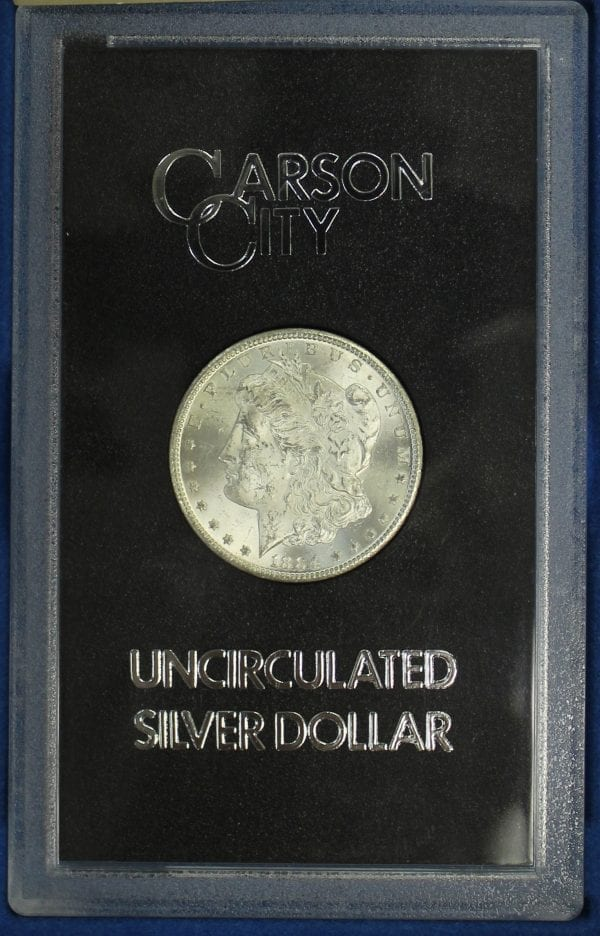 Buy 1883 CC GSA Morgan Dollar Portsmouth Ohio