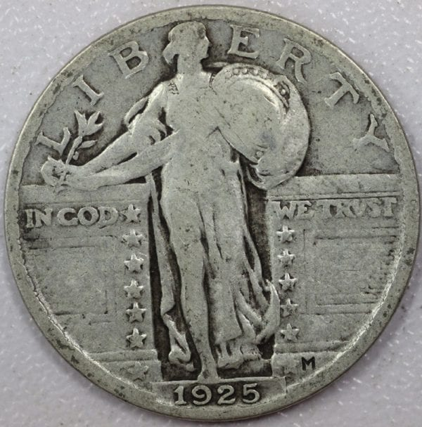 Buy Standing Silver Quarter Portsmouth Ohio