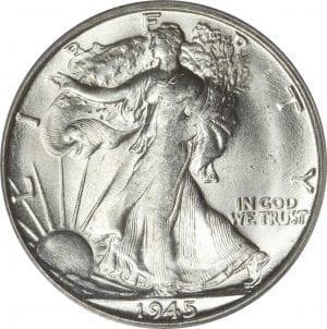 Silver Half Dollars